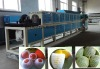 plastic foam net machine