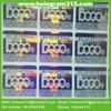 Competitive price laser hologram sticker labels