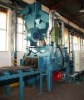roller-path type shot-blasting machine
