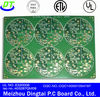 gold plating pcb with UL/ETL certification +BGA +IMG shenzhen