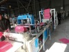 China Multifuction Automatic Nonwoven Fabric Bottom-gusset and Side-gusset bag machines