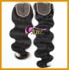 Very beautiful remy hair lace closure, 10-24'' available