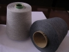 100% cotton open end melange yarn