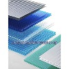 2 wall polycarbonate sheet roofing materials