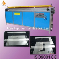 "71"" (1800mm) Digital Controlled PETG Sheet Bending Machine At Competitive Price"