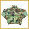 camo polar fleece jacket