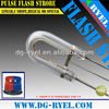 u shape flash bulb