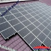 Pitched roof solar mounting bracket