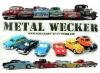 Small metal toy cars