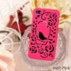 Korea design Case for IPhone 4 4G,Abrazine Birdcage Pattern Back Case Cover for IPhone 4 4G