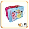Princess Girly Tin Lunch Box