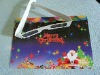 spectrum separated 3d glasses with 3d paper card(LSP1SP)