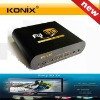 2D TO 3D Converter 1080P HD HDMI TV Box 3D Video Glasses & Remote Control