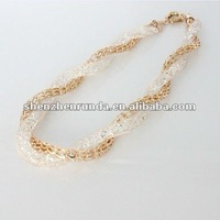 chunky rhinestone necklace jewelry,new arrive necklace