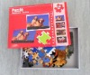Children jigsaw puzzle die cutting