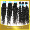 Machine made 100% indian remy human hair