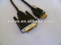 High quality HDMI TO DVI cable