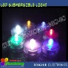 hotel decorative submersible floral min light with led lights