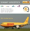 Cheap dhl international shipping rates from China to Europe