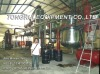 DIR Waste Engine Oil Vacuum Distillation Equipment