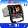 rl-917 ssangyong korando car dvd stereo with GPS/NAVI