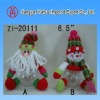 Santa and snowman gifts Xmas plush toys