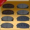 Brake Pads for TOYOTA Quantum 2.7i 2.5D 2005/Hiace/Dyna 4-093 2001 (D3522/21468/04465-25040/04491-26340)