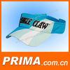 wholesale colorful adjustable sun visor hats