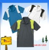 men`s shirts with self fabric collar(BS12028)