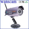 Wireless WPA Day Night Outdoor use Waterproof IP Camera