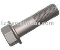Machine bolt for vehicle