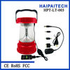 high intensity red warm white solar led lantern 6v 200ma