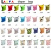 ALVA Reusable Nappy Bag, Baby Diaper Bag