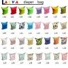 ALVA Reusable Nappy Bag, Baby Diaper Bag