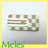 For PU leather mobile phone case