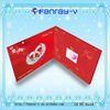 "2012 most popular 2.4"" new lcd digital video Christmas greeting player brochure card"