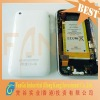 replacement for new version advanced for iphone 3g white back cover assembly