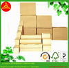 Multi-wall corrugated carton box with handle