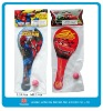 toy plastic paddle ball