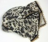 2012 men's and women fashion wool scarves Leopard