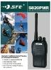 PMR 446MHz walkie talkie S820PMR