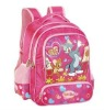 Pink Toms and jerry cool shoulders school bag for boys and girls