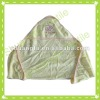 baby hooded blankets with embroidery
