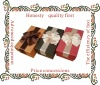 High Quality paper gift box with butterfly ribbon Bowknot