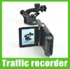 "2.5"" Color Car Vehicle Monitor Camera Auto Traffic Recorder HD DVR Camcorder DV"