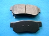 Zhanxiang OEM Original Brass Sonata Rear Brake Pad