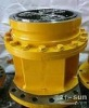 Swing gearbox for excavator and bulldozer