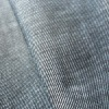 9.5OZ twill fabric with weft slub weave 3/1 after mercerized by china manufacturer