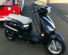 retro/vintage/vespa style 2000W electric moped/scoote/motorcycle with 25kmh/45kmh EEC