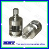 stainless steel cnc machining part--key valve part for water purifying installation